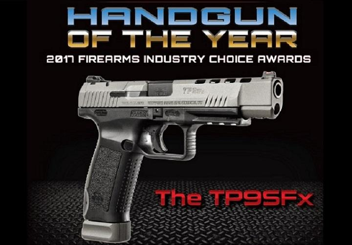 Handgun of the Year 2017