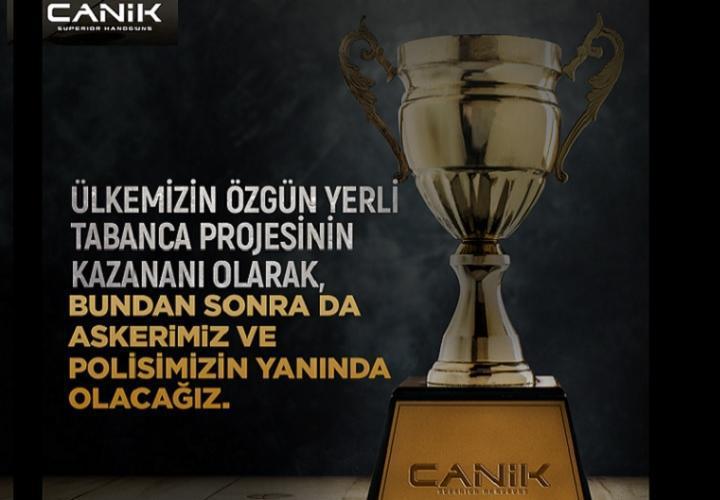 National Pistol Program of Turkey