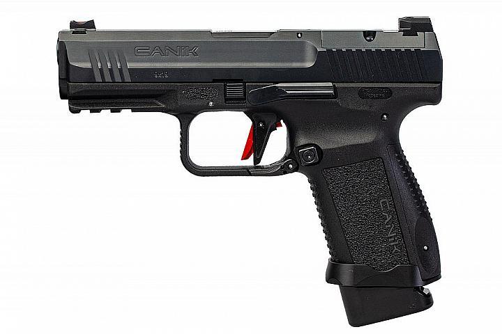 TP9 Elite-S Combat Siyah