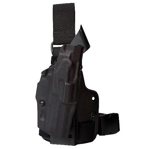 Safariland®-Model 6355 ALS®, Tek Bacak Kayışlı  - Seviye II Muhafazalı Taktik Tabanca Kılıfı