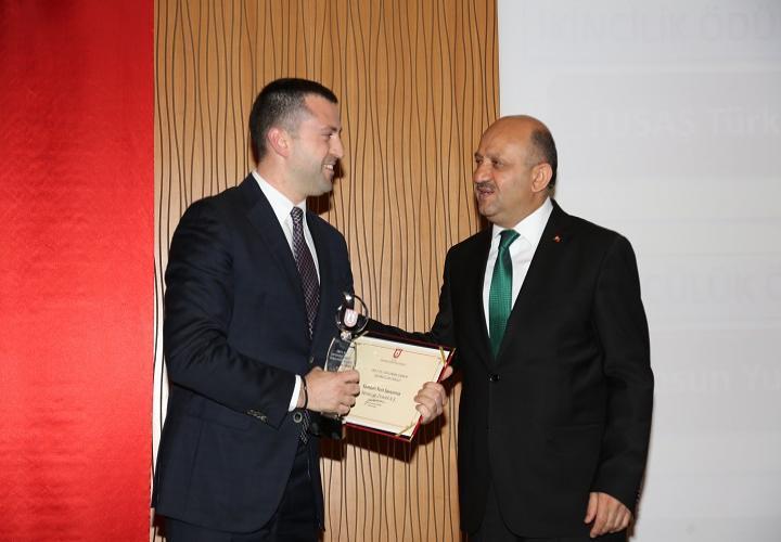 Türkiye 2017 - Üçüncülük Ödülü